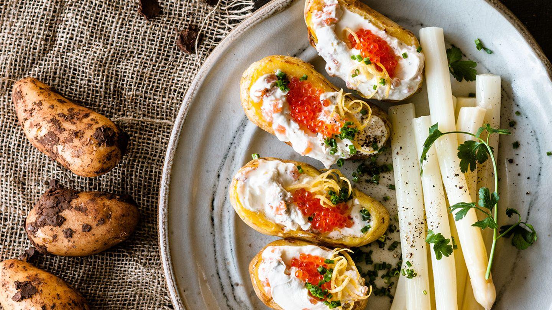 Rezepte_ mit denen Sie rote Kartoffeln